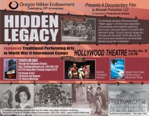 Hidden Legacy Portland Oregon